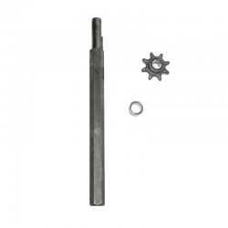 Shaft Hex Mtd 738-0280
