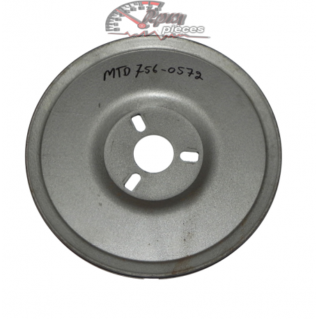 Pulley MTD 756-0572