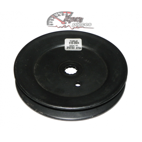 Pulley Mtd 756-1227