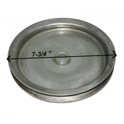 Pulley, auger Honda 22415-736-010