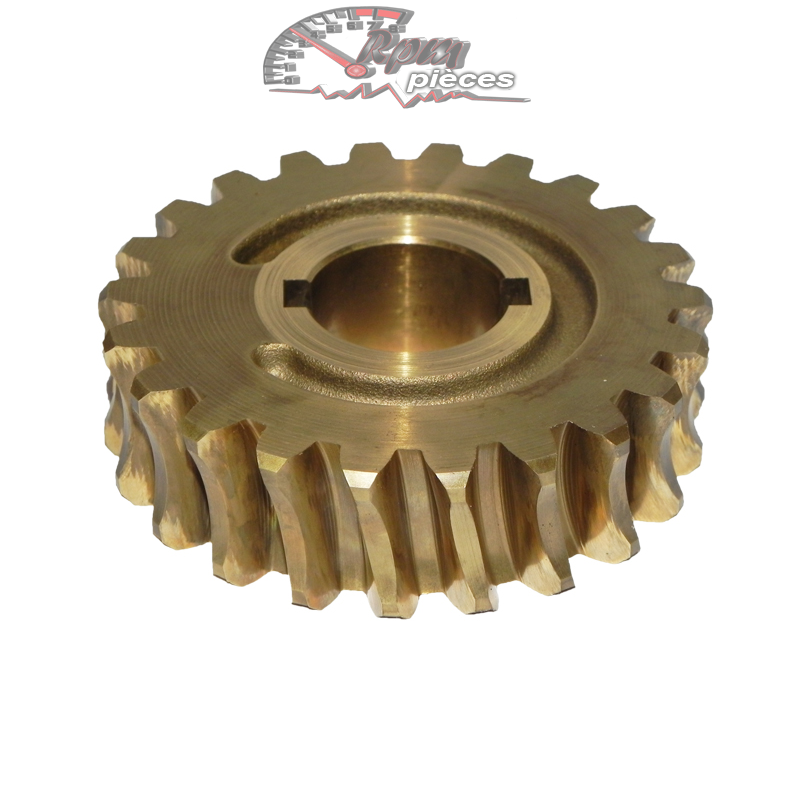 Worm Gear Ma on Carburetor Diaphragm