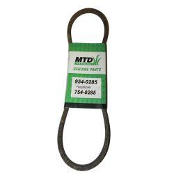 Auger belt MTD 754-0285