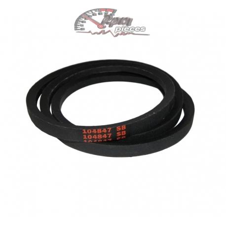 Auger belt Craftsman 104847