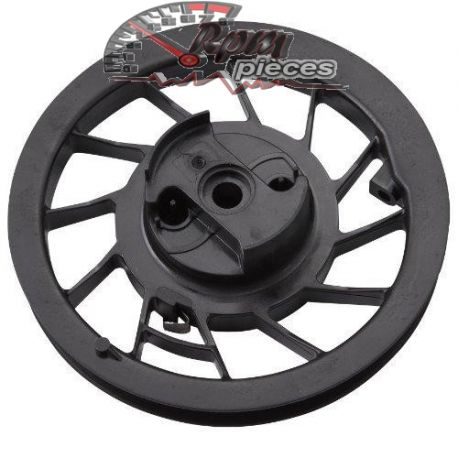 Rewind Pulley and Spring Briggs & Stratton 498144