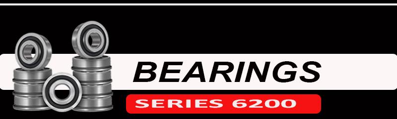Bearings série 6200